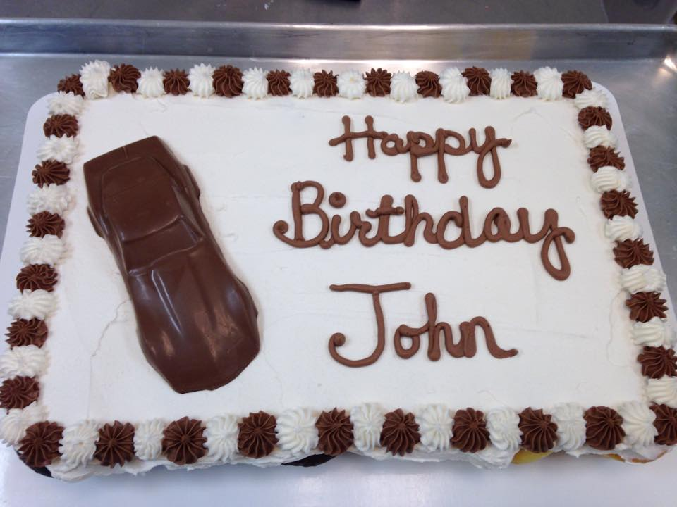 Birthday Cake For John : Happy Birthday John Pictures images