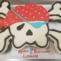 Happy 1st Birthday Logan