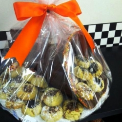 Cookie Platter Cornucopia featuring Matisse Chocolate