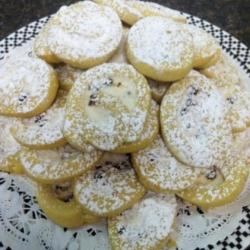 Cannoli Pinwheel Cookies