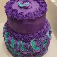 Round Cake 2 Layers
