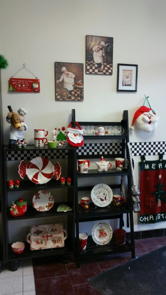 Christmas at the Gourmet Cookie Shoppe