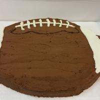 1540 Football Cake