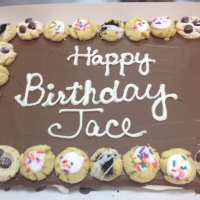1419 Happy Birthday Jace Grahamello Cake
