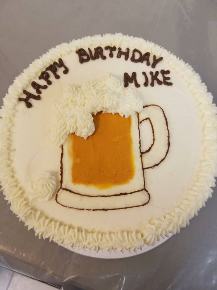 Mike Birthday Cakes