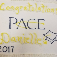 17021 Congratulations Danielle 2017 From Pace University