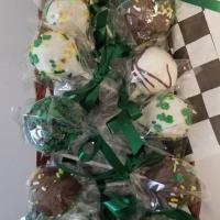 17011 St. Patrick's Day Cake Pops