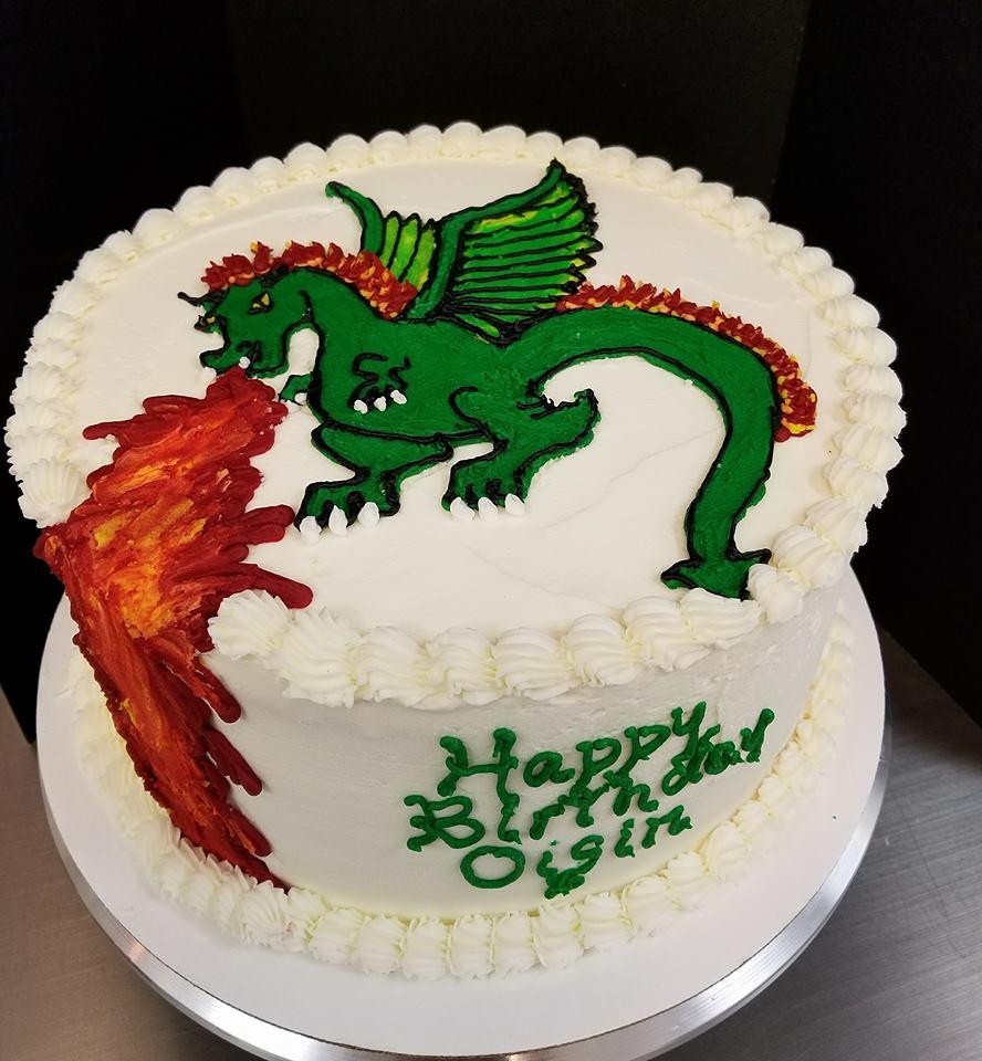 Bakery Rockland Cakes
