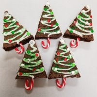 17013 Christmas Tree Cookies