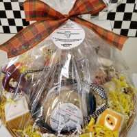 17015 Cookie Gift Basket Platter