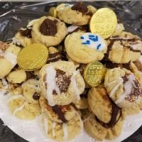17017 Hanukkah Cookie Platter