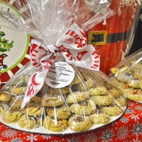 16006 Holiday Cookie Platters