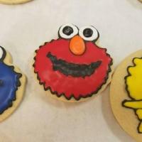 17009 Sesame Street Cookies