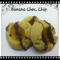 Banana Chocolate Chip