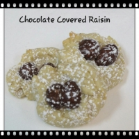 Chocolate Covered Raisin