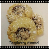 Raspberry Almond