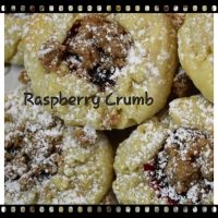 Raspberry Crumb