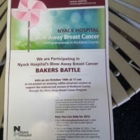 Bakers Battle to Blow Away Breast Cancer