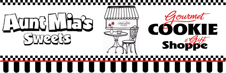 Aunt Mia's Sweets Gourmet Cookie Shoppe